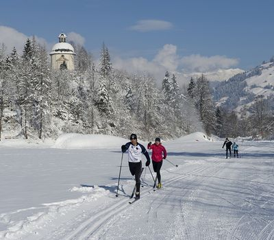 Cross-country skiing in the Mayrhofen holiday region