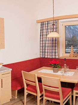 Apartments at the Alpen Apart guesthouse